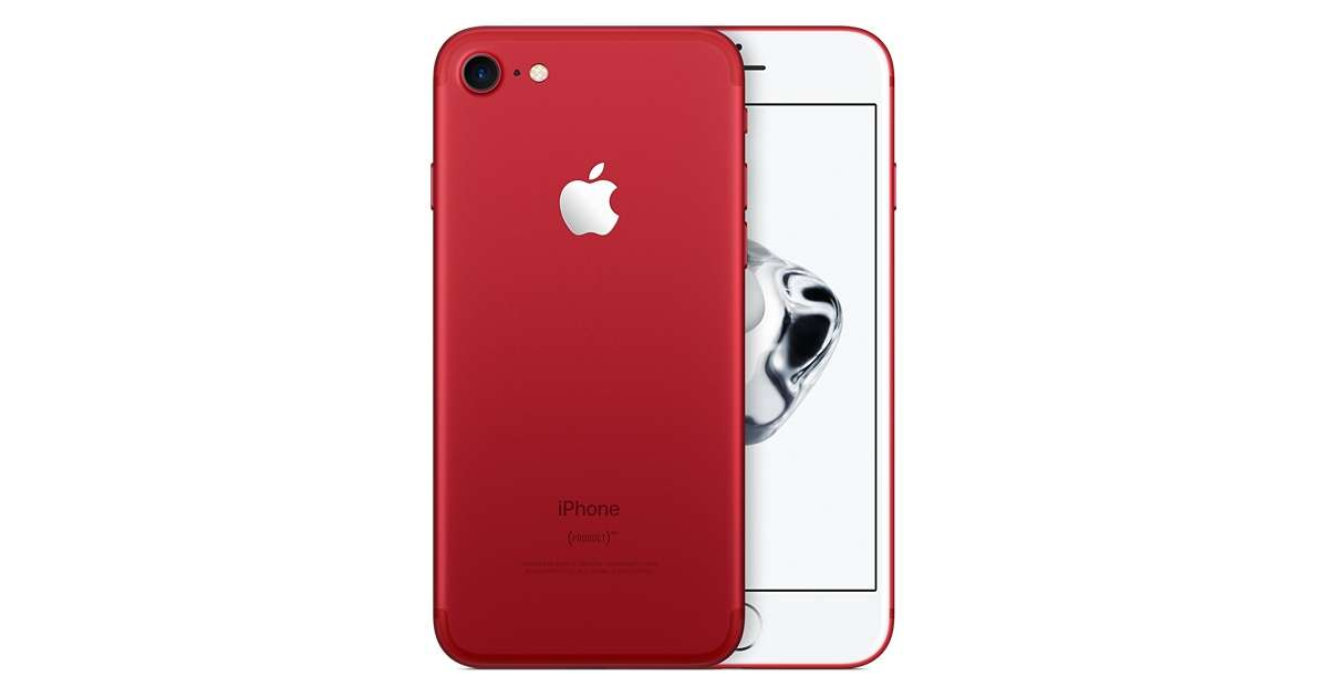 iPhone 7 (PRODUCT)RED™ Special Editionを購入 - Apple(日本)