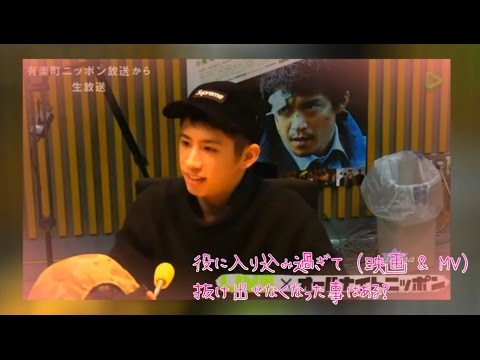 All Night Nippon:TAKA(ONE OK ROCK) Focus :3 - YouTube