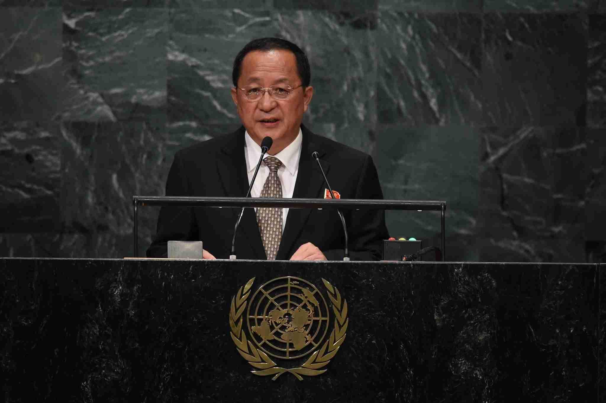 北朝鮮、米国との緊張めぐりASEANに支援求める (AFP=時事) - Yahoo!ニュース
