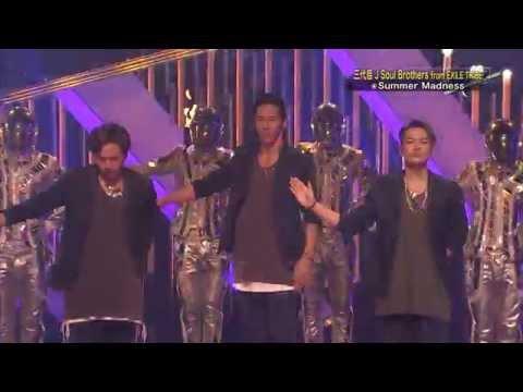 三代目 J Soul Brothers - Summer Madness - YouTube