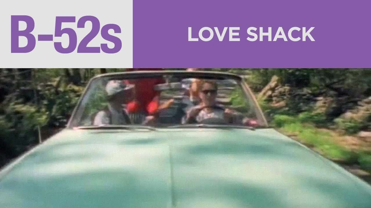 "The B-52's - ""Love Shack"" (Official Music Video) - YouTube"
