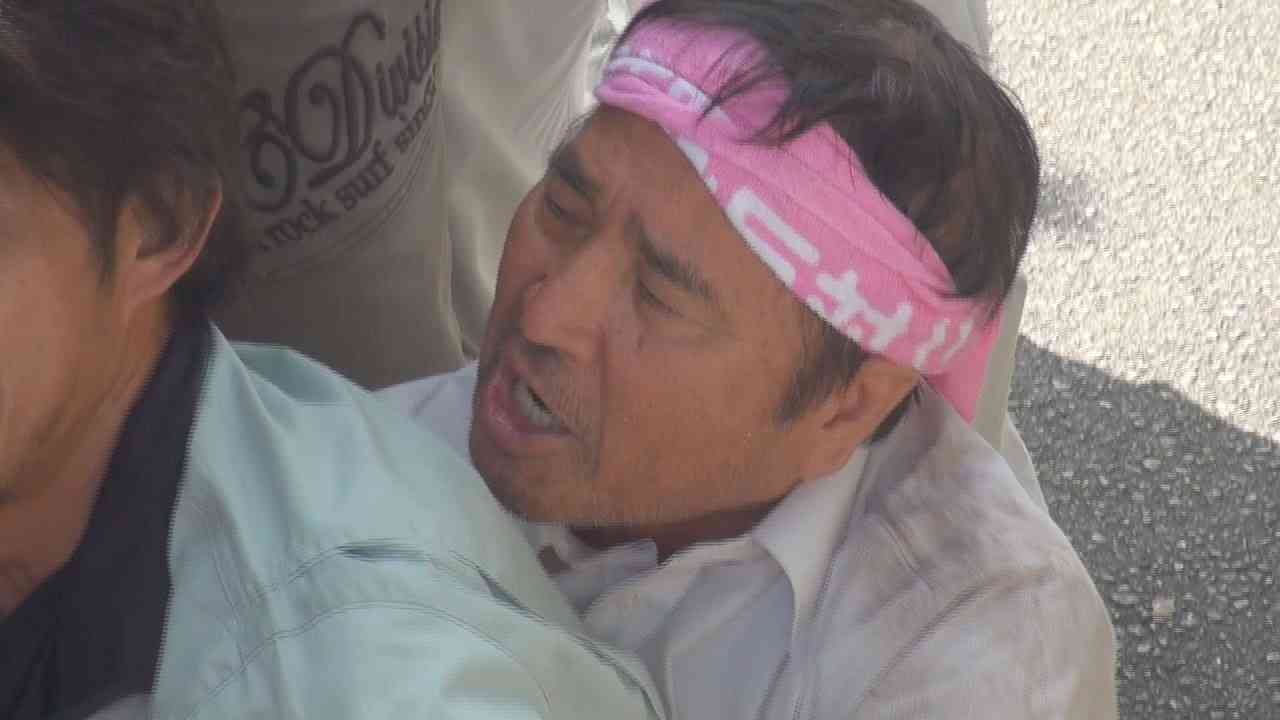 【ノーカット配信】沖縄ヘリパッド移設反対派リーダーが逮捕~これが暴力行為の決定的証拠だ!【ザ・ファクト】 - YouTube