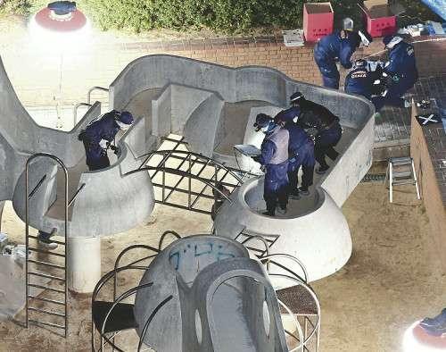 大阪・住之江 公園の遊具で宙づり、重体の男児が死亡