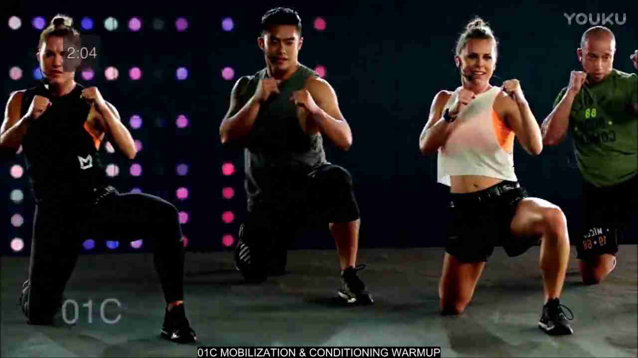 BodyCombat 71 - Sizzler - YouTube