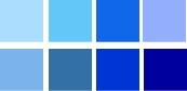 【メイク】青の使い方