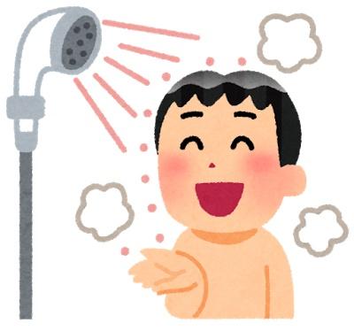 「シャワーしか浴びず体は洗わないが臭いと言われたことはない」の主張にツッコミ多数 「お前臭いななんて言うわけねーだろ」
