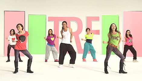 TRFのダンスエクササイズ持ってる方!