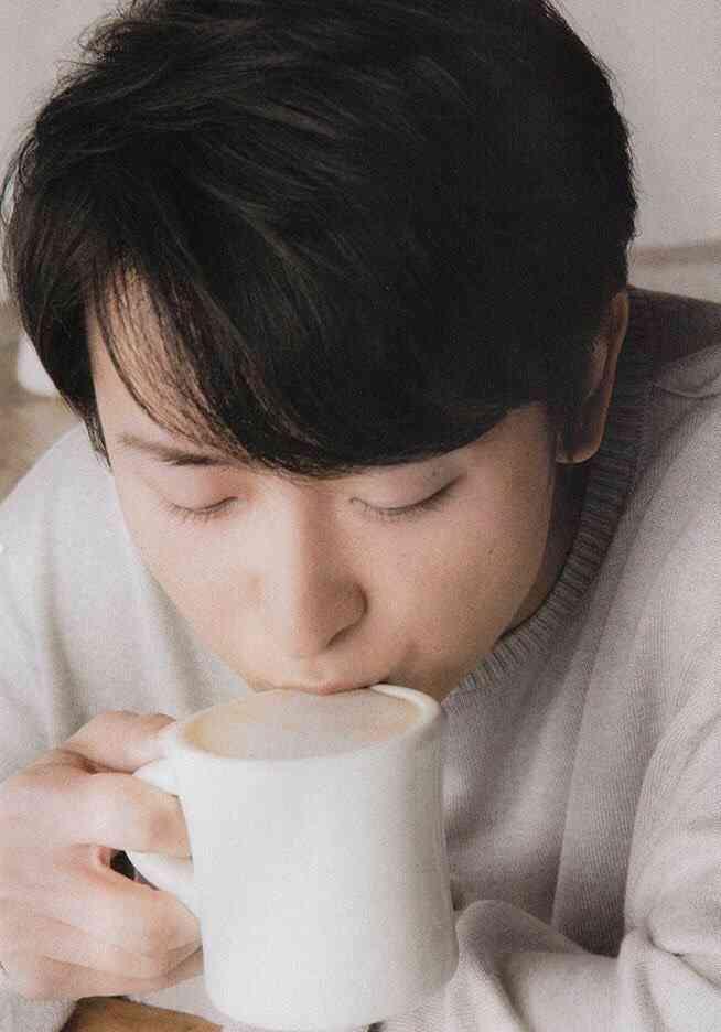毎朝、何を飲みますか?