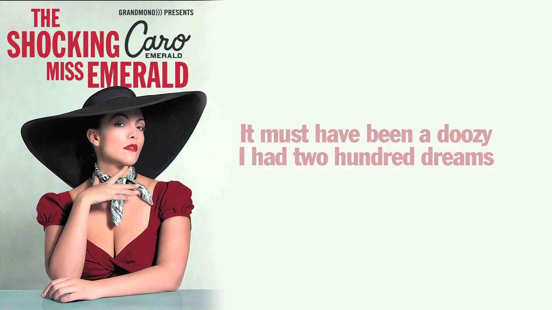 Caro Emerald - Liquid Lunch (official lyrics video) - YouTube