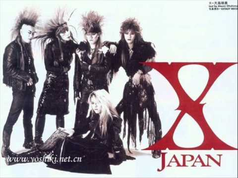 X Japan - Kurenai/紅 (English Version) - YouTube