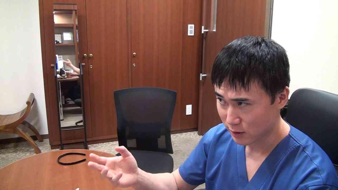 2才の娘を全身麻酔で二重切開してくださいますか? 高須クリニック高須幹弥が動画で解説 - YouTube