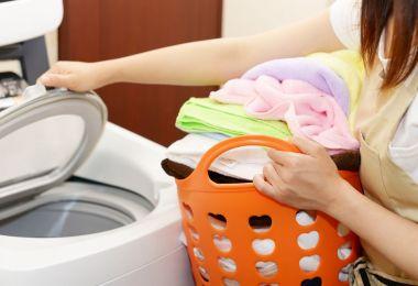 1位は毎日アレをする「洗濯を時短する工夫」主婦の知恵トップ3