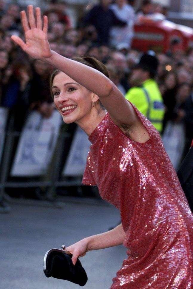 """ジュリア・ロバーツ、""""世界で最も美しい女性""""No.1に!最多5回目"""