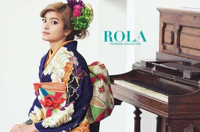 ローラの艶やか着物姿にうっとり「美しすぎる」と絶賛の声