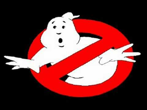 ghostbusters theme song - YouTube
