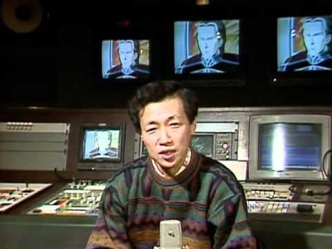 銀河英雄伝説 声優インタビュー 塩沢兼人(オーベルシュタイン) 1994 - YouTube