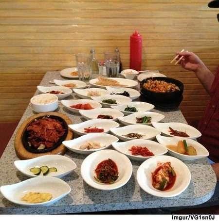 旧・女子知韓宣言(´∀`*) : 【韓国料理】「韓国食堂のおかず人情、素晴らしい」→韓国人「それ生ごみ」【韓国の反応】