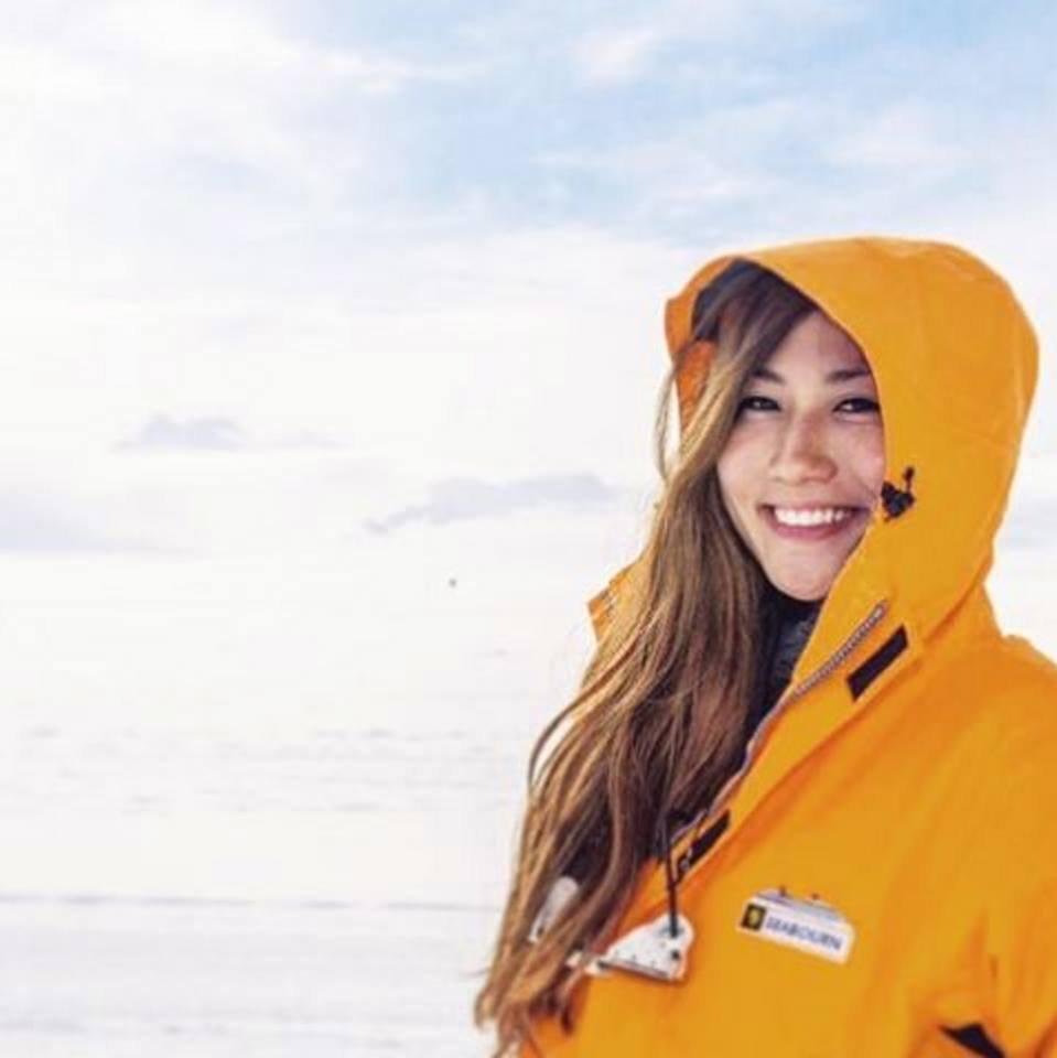 世界最年少・20歳で冒険グランドスラム達成の南谷真鈴さん「次は海に挑戦」