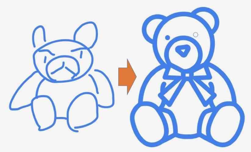 Google、素人の絵を「こう描きたいんでしょ」とリライトするツール『AutoDraw』公開 - Engadget 日本版