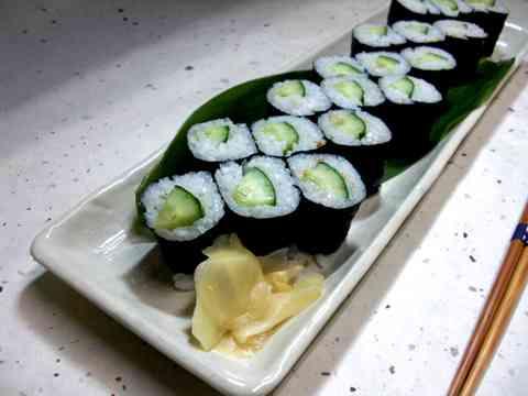 【画像】美味しそうなお寿司