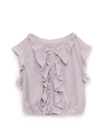 フリルのシャツ似合いますか?着ますか?