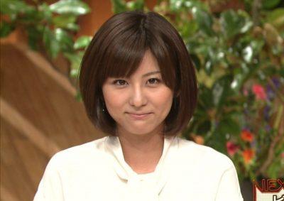 テレビ朝日の宇賀なつみアナが結婚