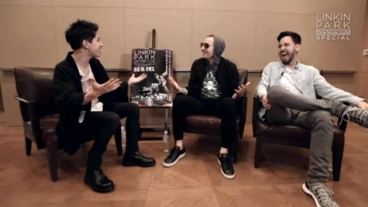 ONE OK ROCK(Taka)&LINKIN PARK a dialogue. LINE LIVE ver. - YouTube
