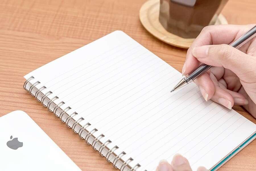 文章を上手く書くには。