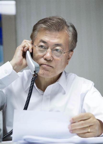 【韓国新政権】6月末にワシントンで米韓首脳会談へ - 産経ニュース