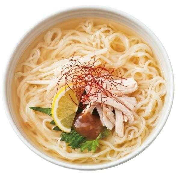 【季節限定】ドンキの「もりおか冷麺」に梅レモン味が登場  : J-CASTトレンド