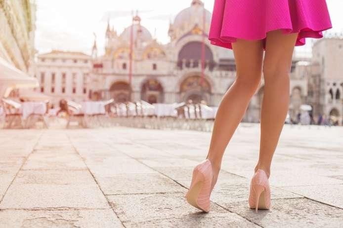 【男子禁制連載!】ハイヒールのブサイク歩きはドン引き!美しい履きこなしテク3選|Daily Beauty Navi|Beauty & Co. (ビューティー・アンド・コー)