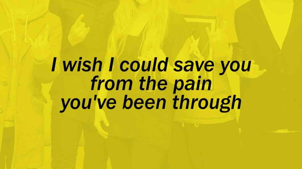 ONE OK ROCK - Listen ft. Avril Lavigne (Lyrics on Screen) [NEW SONG 2017] - YouTube