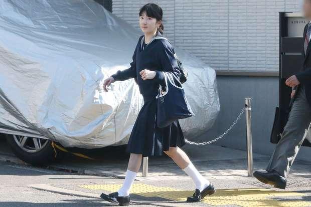 愛子さま、学習院女子高等科に進学されるも授業初日にいきなりのご欠席