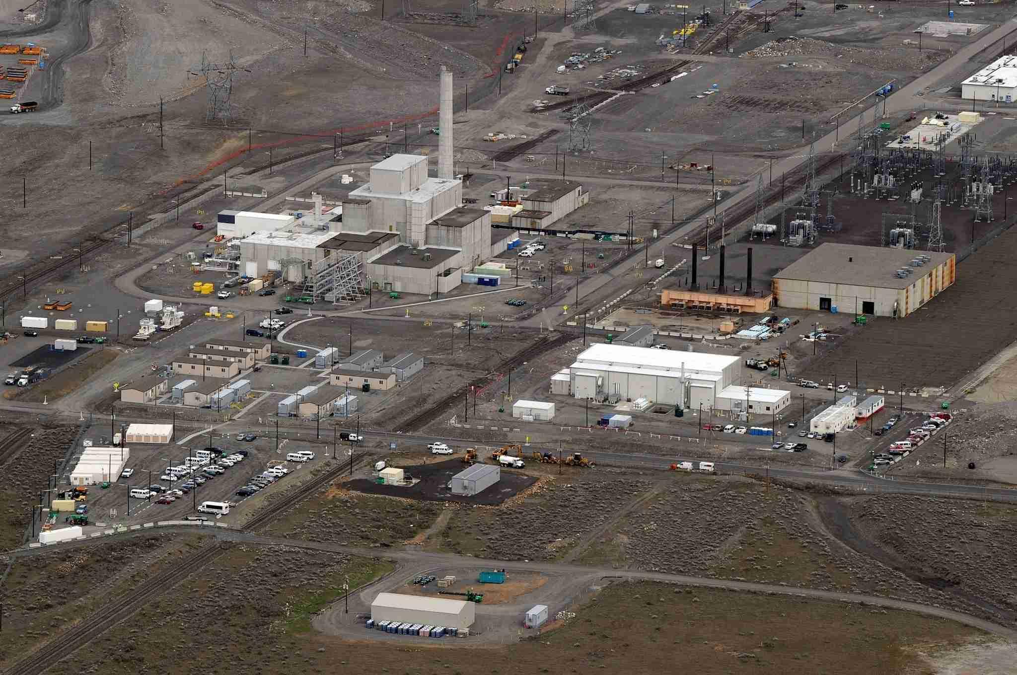 米核施設でトンネル崩壊、従業員避難 放射能漏れの兆候なし (AFP=時事) - Yahoo!ニュース