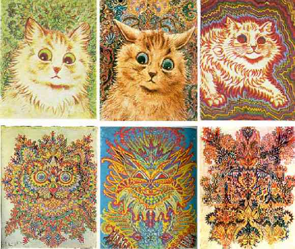 うつ病のアーティストがモノトーンで描いたジャングルの中の動物たち