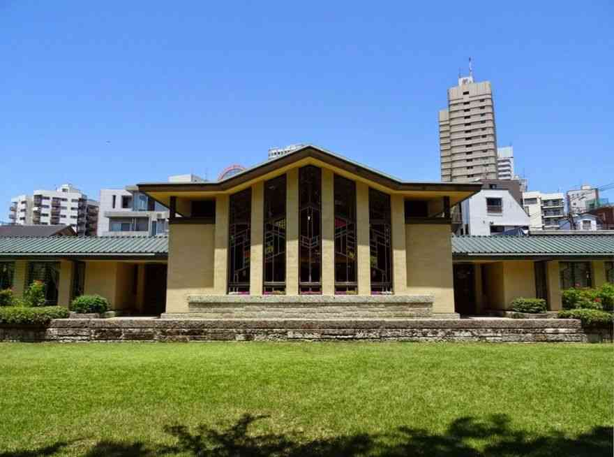 自由学園明日館 | 日本 | 世界の建築【世界建築巡り】