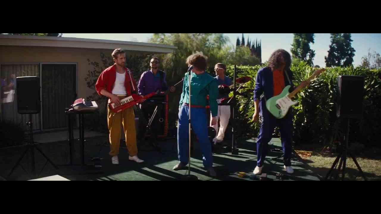 I ran song LA LA LAND (HD) - YouTube