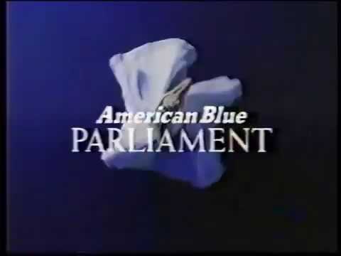 フィリップ・モリス パーラメント CM 1991年 2 - YouTube