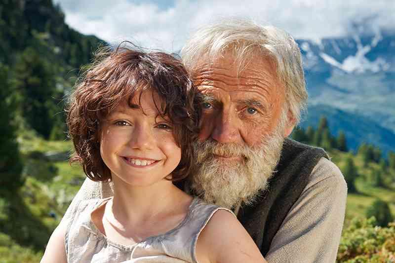 これがスイスの本気! 21世紀版実写「アルプスの少女ハイジ」が8月公開