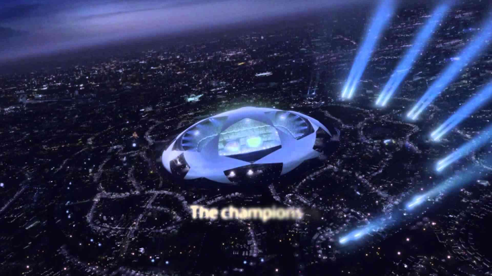 UEFA Champions League® Anthem (Full + Lyrics) - YouTube