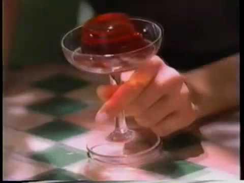 紅茶のゼリー CM(1999) - YouTube