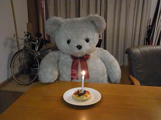 独りの誕生日の過ごし方