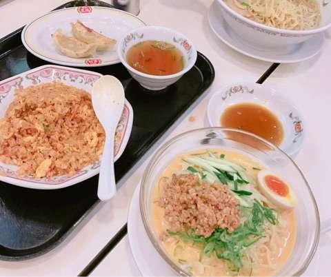 辻希美、夫・太陽と人生初の「餃子の王将」で20分の早食いランチ