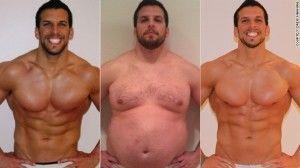 太った人の気持ちを知りたい!40キロわざと太ってから40キロのダイエットに成功した男 - NAVER まとめ