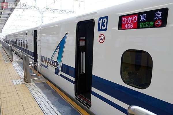 東海道新幹線、すべての定期「のぞみ」「ひかり」N700Aタイプに 消える開業以来のあるもの (乗りものニュース) - Yahoo!ニュース
