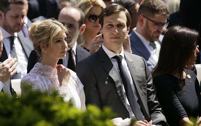 危険な関係 トランプ大統領の娘婿がソロス氏のビジネスパートナーと判明