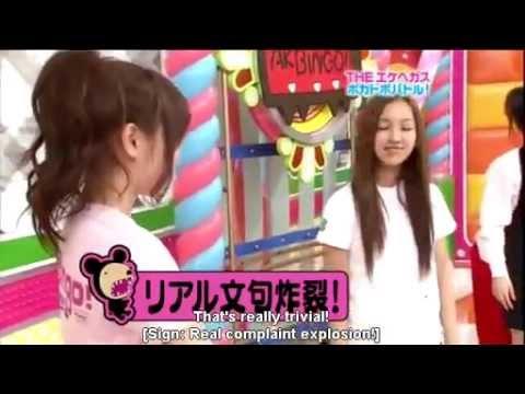Itano Tomomi vs Kasai Tomomi (Eng Sub) - YouTube