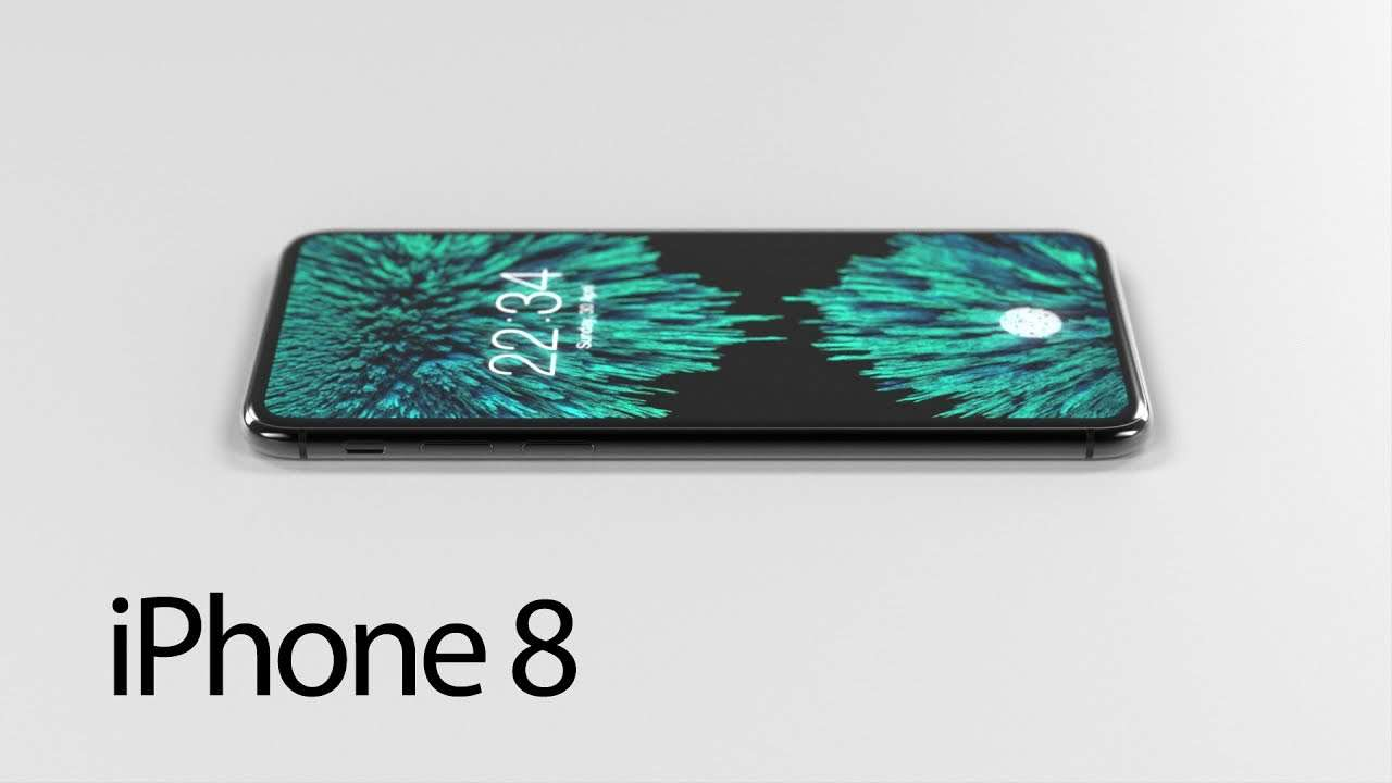 iPhone 8 Concept - Unofficial - YouTube