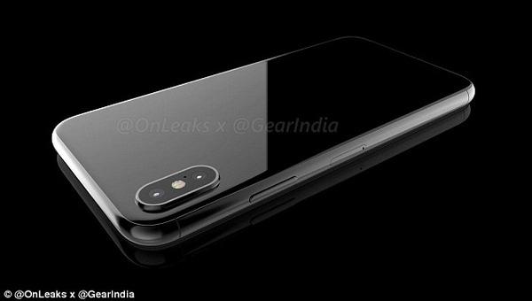 これが最新版リーク「iPhone8」!7よりちょっと厚いらしい!