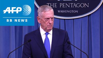 北朝鮮問題の軍事的解決は「想像絶する悲劇」もたらす 米国防長官 (AFPBB News) - Yahoo!ニュース
